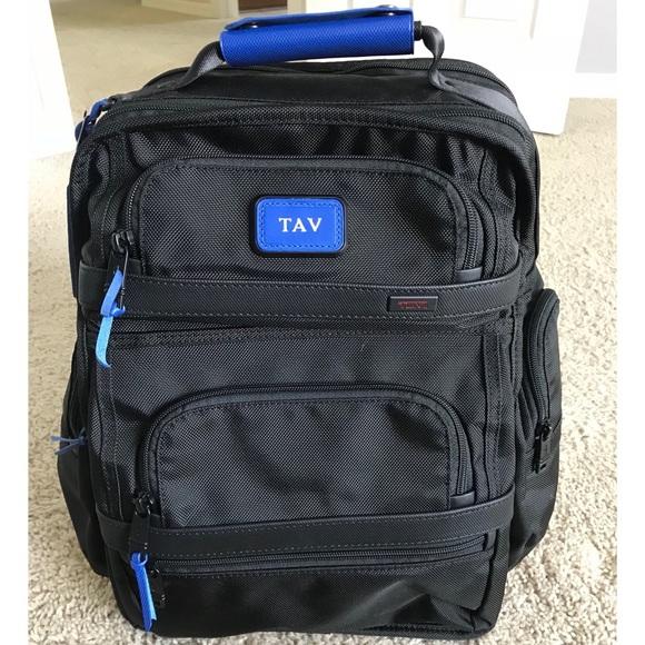 5aff4d5d6 Tumi Bags | Tpass Business Class Brief Packalpha 2 | Poshmark